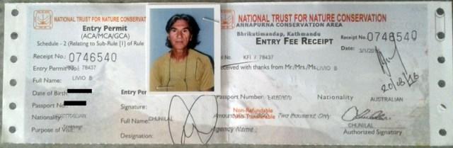 Annapurna Conservation Pass1