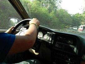 Back on Gov. Linao heading to Balanga City