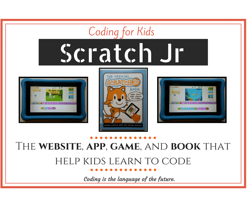Scratch Jr - coding for kids