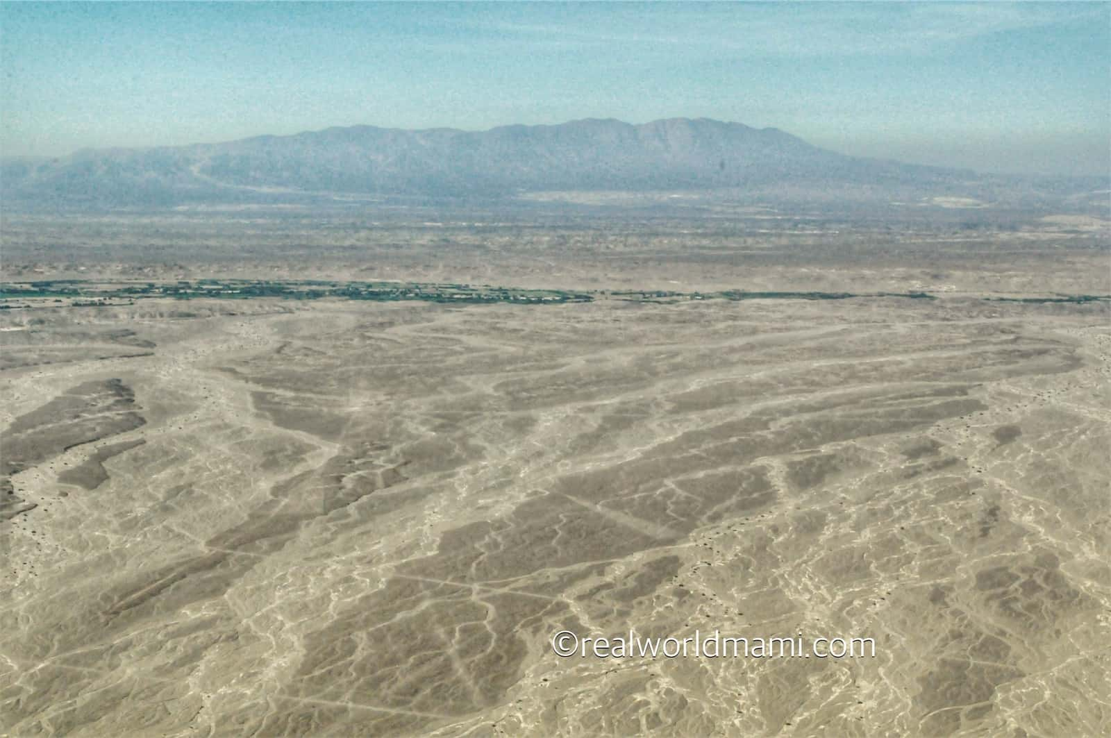 Peru with family: Nazca Lines