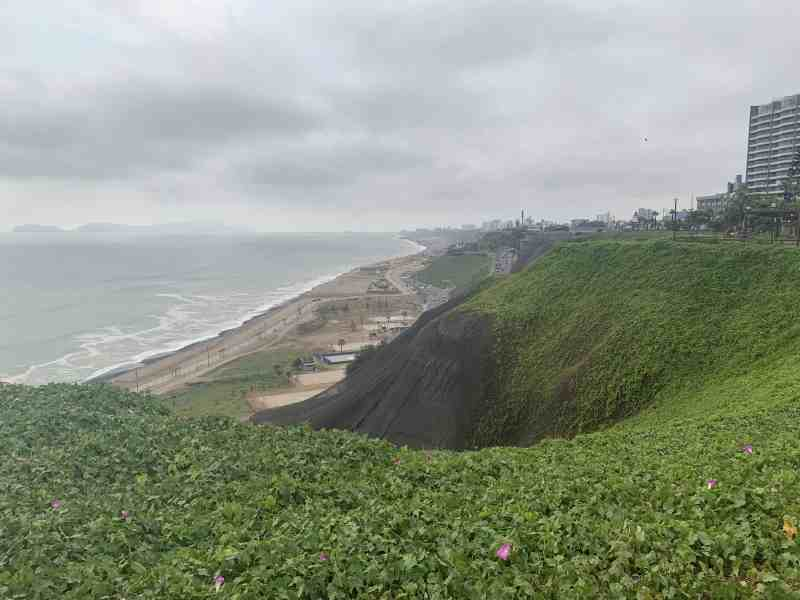 Peru with kids: what to see in Miraflores