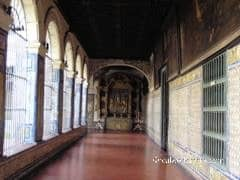 Monastery of San Francisco Spanish Baroque Style