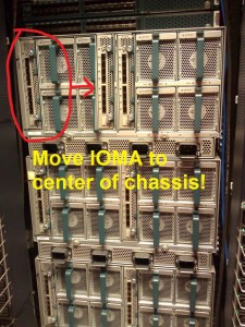 Cisco 5108 Chassis Next Generation Feature Request