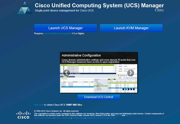 Cisco UCSM 2.2(2c)