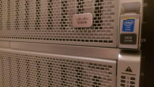 Cisco UCS C3160 Storage Server 02