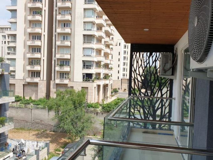 4 BHK Builder Floor in Sushant Lok Phase -1 Gurgaon