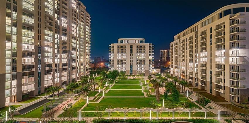 DLF The Ultima Gurgaon, New Gurgaon (NH8) Flats Apartments Luxury