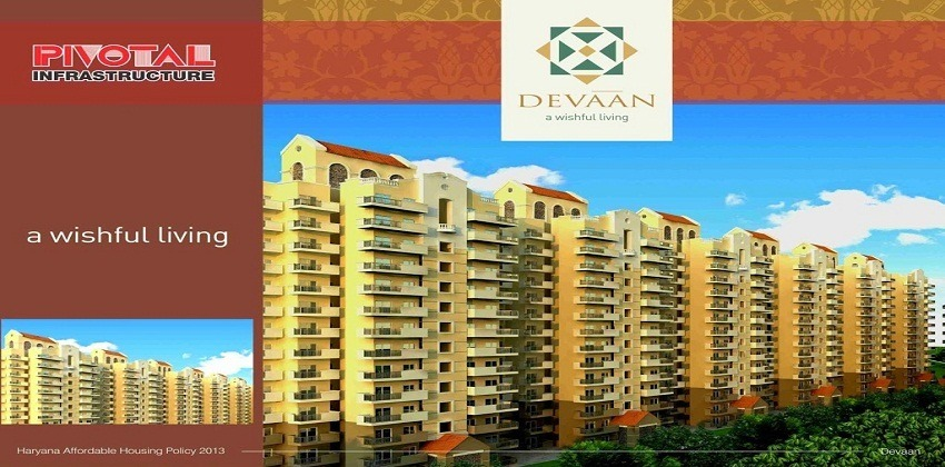 Pivotal Devaan Affordable Housing Sector 84 Gurgaon Gurgaon, New Gurgaon (NH8) Affordable, Affordable Homes