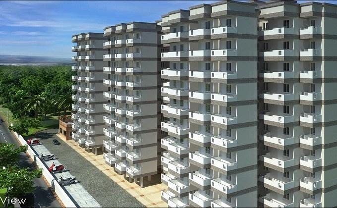 Pareena Laxmi Apartments Affordable Sector 99A Gurgaon