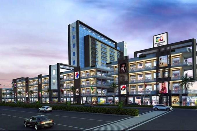 Orris Market City Gurgaon, Sohna Road Commercial, Retail Shop