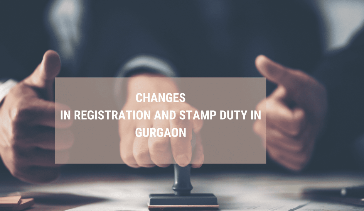 Stamp duty & Circle Rates in Gurgaon(GURUGRAM) in April 2021 [updated rates]