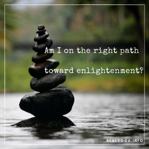 Enlightenment path