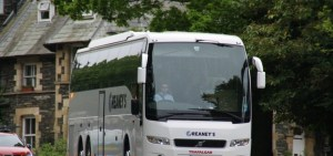 Reaney's of Galway Coaches Ireland
