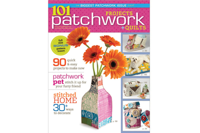 101 Patchwork Projects GIVE AWAY