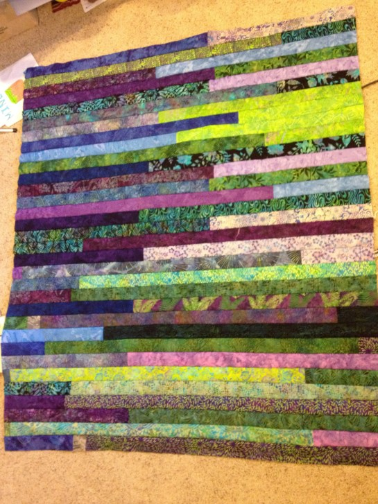 Celebrate National Sew A Jelly Roll Day With This Project Roundup
