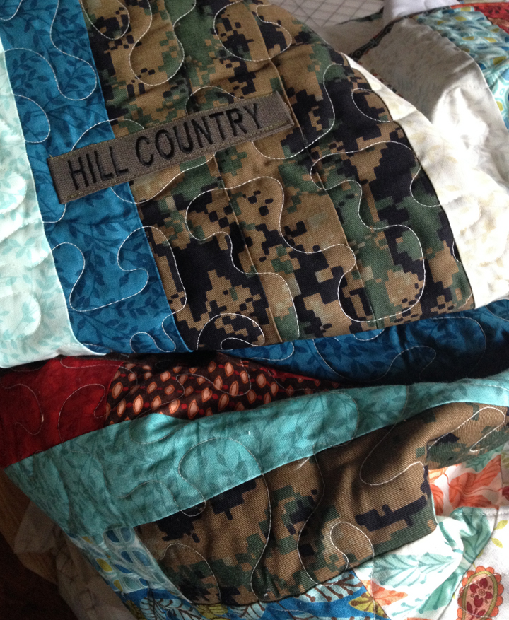 ReannaLily Designs Sewing and Pattern Company : military quilts - Adamdwight.com