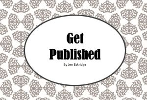 Get Published | Lecture by ReannaLily Designs