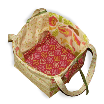 The Cube Purse | Sewing Pattern | ReannaLily Designs
