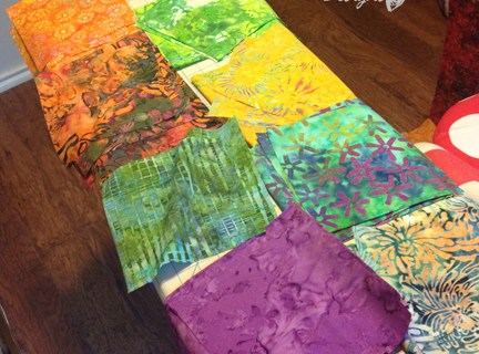 Batik Plus Quilts for Charity
