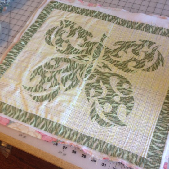 Matchstick Quilting | ReannaLily Designs | Butterfly Tattoo Quilt