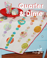Quarter and Dime | Quilt Pattern | ReannaLily Designs
