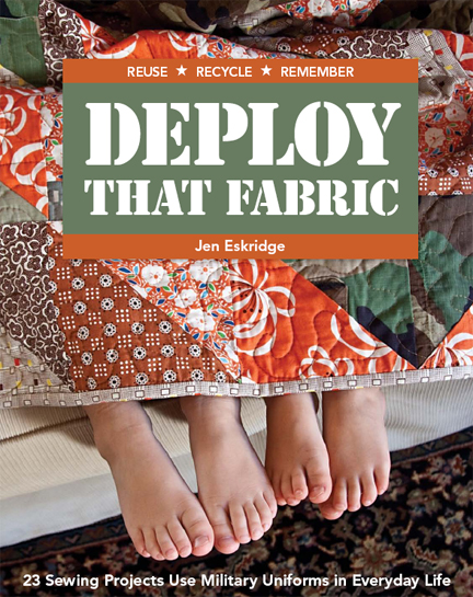 Deploy That Fabric Cover