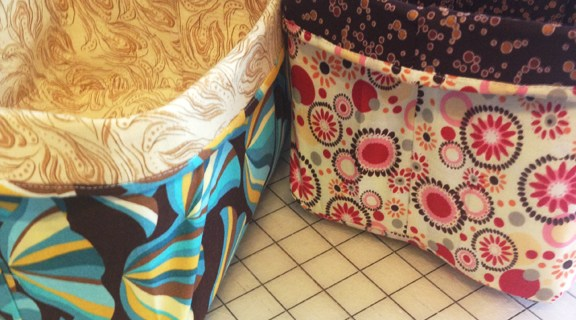 Fabric Gift Boxes