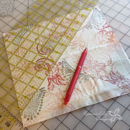Giant Flying Geese Using Layer Cakes | Quilting Pattern | Jen Eskridge | ReannaLily Designs
