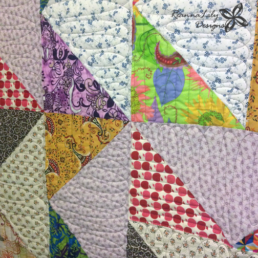 Giant Flying Geese Using Layer Cakes   Quilting Pattern   Jen Eskridge   ReannaLily Designs   ReannaLily Quilts   Longarm QuiltingGiant Flying Geese Using Layer Cakes   Quilting Pattern   Jen Eskridge   ReannaLily Designs   ReannaLily Quilts   Longarm Quilting
