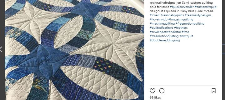 Find Quilts Around the World on Instagram