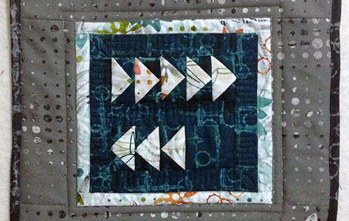 Project Quilting – Eight is Great Challenge