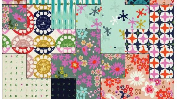 Craftsy Pattern Fabric Kits
