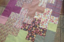 Plus Pattern Baby Quilt How-To Worksheet