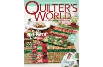 Quilter's World Nov-Dec 2012 Clutch Purse