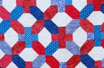 HUGE Cross and Plus Quilt