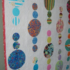 Quarter and Dime   Quilt Pattern   ReannaLily Designs