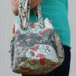 All Round Tote | Bag Pattern | ReannaLily Designs