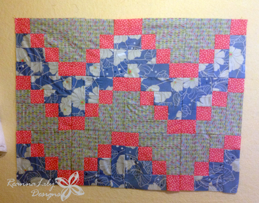 Charity Quilt | Volunteer Hours