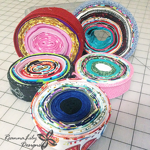 Saved Scrap Binding | ReannaLily Designs