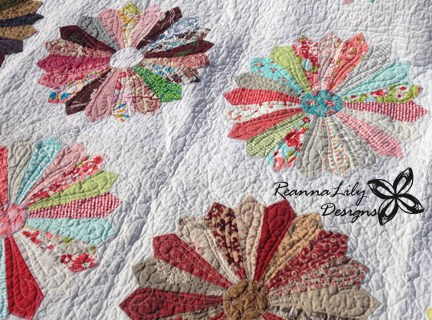 MD Anderson Ovarian Cancer Online Quilt Auction