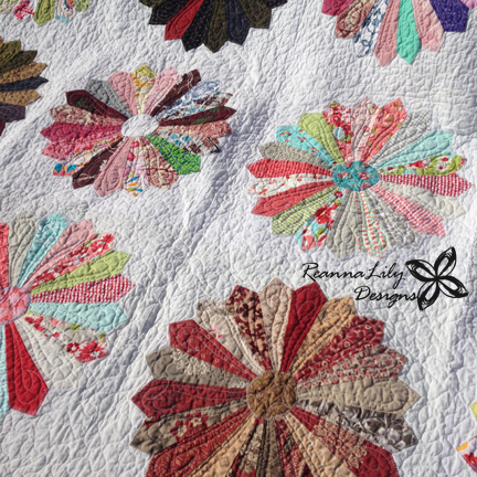 Ovarian Quilt Auction Online   MD Anderson