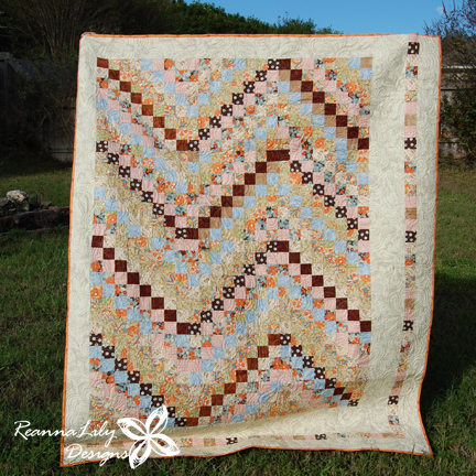 Scrappy Trip Along Beige By Jen Eskridge