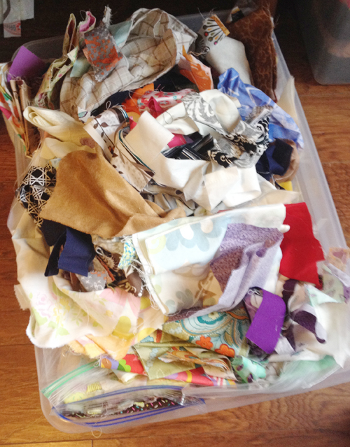 Fabric Scraps | ReannaLily Designs