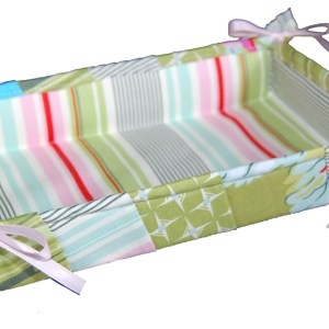 Quilted Party Tray | Sewing Pattern | ReannaLily Designs