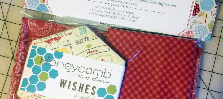 Hexagons Made Easy Kit – Wishes