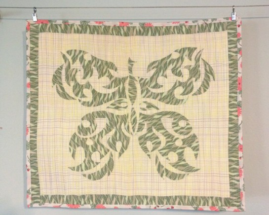 Butterfly Quilt | ReannaLily Designs