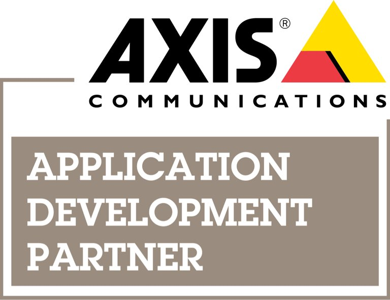 Axis Communications Application Development Partner Logo