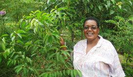 Rev. Rosalia Achieng Oyweka