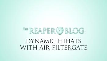 ProTools plugins in REAPER! AIR Creative FX | The REAPER Blog