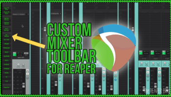 Mixer Views Cycle Action | The REAPER Blog